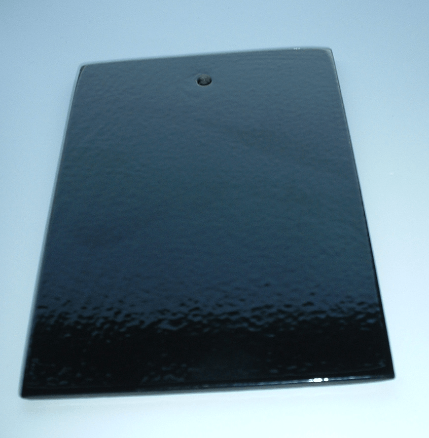 Zinga Powder Coated sheet of metal
